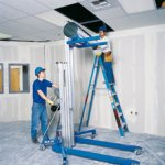 Superlift™ Advantage patended telescoping mast system