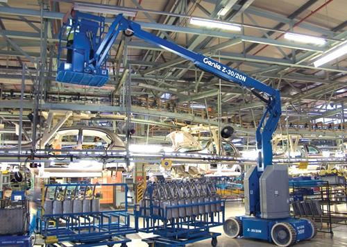 Genie® Z™-3020N RJ Nissan factory
