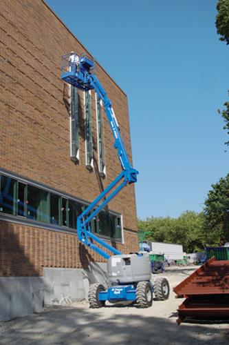 Z™- 4525 building repair